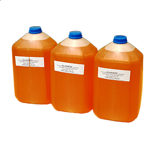 Orange Slush Syrup