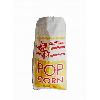 No 1 Small Popcorn Bags 500