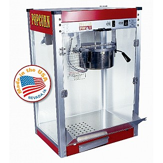 Theatre 8oz Popcorn Machine